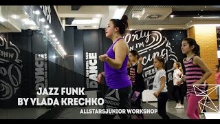 Ed Sheeran–Shape of You.Jazz Funk by Влада Кречко All Stars Workshop 02.2017