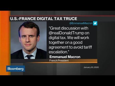 U.S.-France Digital Tax Truce
