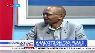 Analysis on tax plans: Pundits laud President on tax reforms