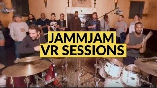 JammJam VR Sessions   Jammcard x Arcturus   Insane 360 Music Jam