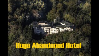Overlook Hotel Abandoned And Closed Down Ghostly With Andre Govia