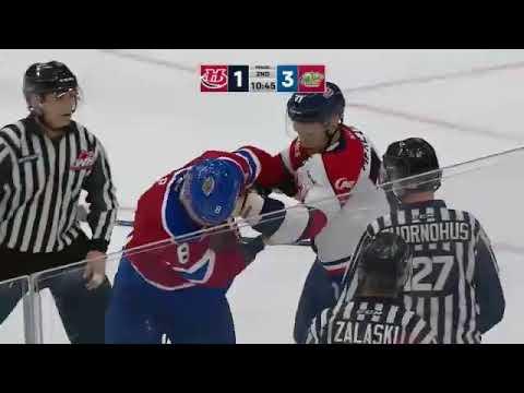 Ethan Cap vs. Igor Merezhko