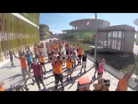 Video of Patinar Zaragoza