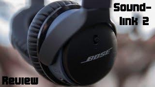 Bose Soundlink 2 around-ear Wireless Kopfhörer | Review [4K]