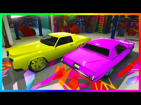 "GTA 5 DLC Update ""Lowriders 2"" Info! - NEW Donks Customization, Announcement & Confirmed Car!"