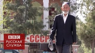 74-летний таджик учит русский язык в университете