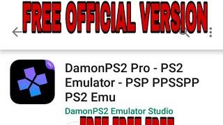 damon ps2 pro apk 1.03