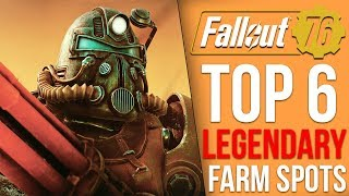 Fallout 76 - Top 6 Legendary Item Farm Locations