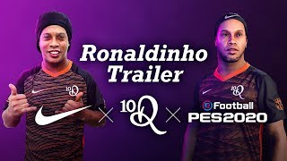 eFootball PES 2020 - Ronaldinho Trailer (Legend Edition)