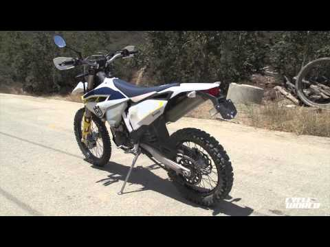 Husqvarna FE 501 S - BEST DUAL-SPORT/ENDURO of 2015