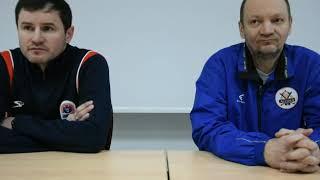 Комментарии главных тренеров МХК «Астана» и МХК «Арлан»