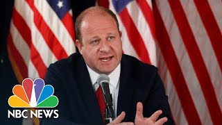 Live: Colorado Governor To Issue Statewide Mask Mandate | NBC News