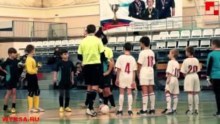 Финал открытого первенства городского округа г.Выкса по мини-футболу. 02.02.2014