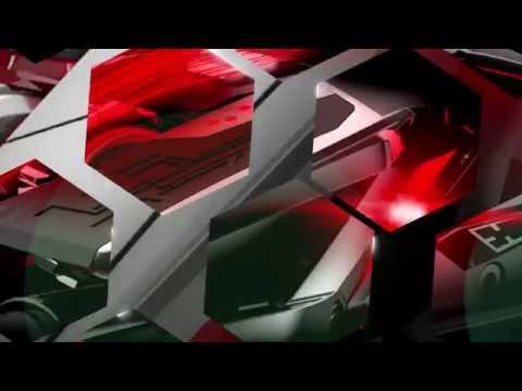 Видео № 0 из игры Игровая мышь Mad Catz RAT 8 Gaming Mouse - Black/Red проводная оптическая