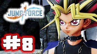 JUMP FORCE Gameplay Walkthrough Part 8 - Yugi Muto (Let's Play)