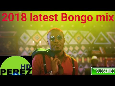 BEST BONGO MIX 2018 FT DIAMOND PLATINUMZ & ALI KIBA