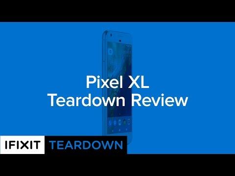 Google Pixel XL Taken Apart, Just how Hard is it to Repair