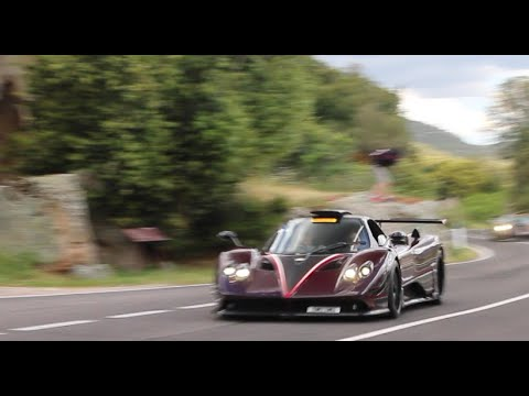 Pagani Zonda 760 Fantasma Evolution