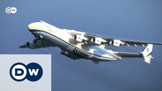 Antonov An-225: ride a colossus   DW English