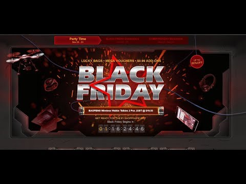 BLACK FRIDAY deals on Gearbest! Best prices of the year 2017/ Cheapest phones/tablets/gadgets
