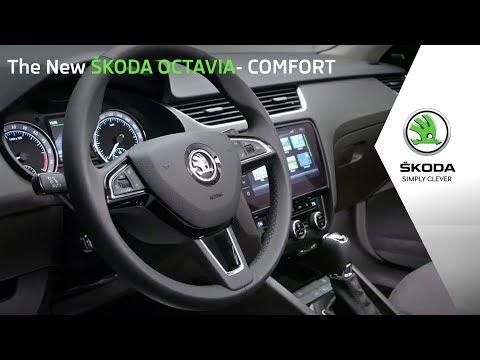 Skoda  Octavia Лифтбек класса C - рекламное видео 7
