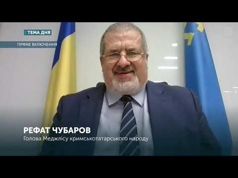Громадяни України в таборі для біженців у Сирії | Чубаров, Бойко | Тема дня