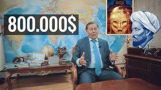 800.000$ Казах восстановил могилы Аль Фараби и Султана Бейбарса Дамаск Казахстан