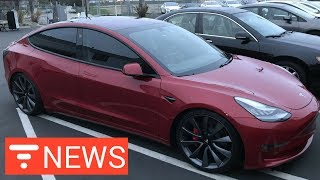 New Performance Tesla Model 3 Specs and Pricing! And More Tesla News - Video Youtube