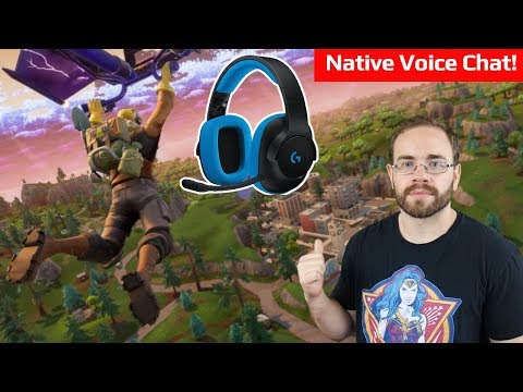 Native Voice Chat Enabled For Fortnite On Switch?! (No Phone App Needed) | News Wave Extra