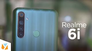 Realme 6i Unboxing and Hands-on