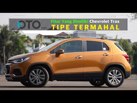 Fitur Yang Dimiliki Chevrolet Trax Termahal I OTO.com