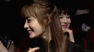 170408 The 5th YinYueTai V-Chart Awards T-ARA Cut
