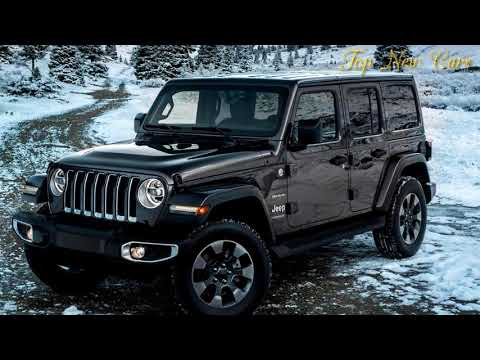 2018 Jeep Wrangler Sheds Weight, Adds Tech And 2 0L Turbo