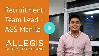 Recruitment Team Lead - AGS Manila