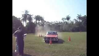 preview picture of video 'Santa Ana de los Guácaras.  Autos Clásicos 4. Torino ZX'