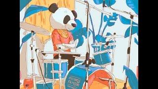 SNARE HANGAR MYSTERY PANDA DRUM COVER