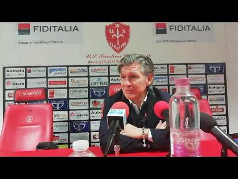 Sala stampa Triestina-Samb: Mister Pavanel