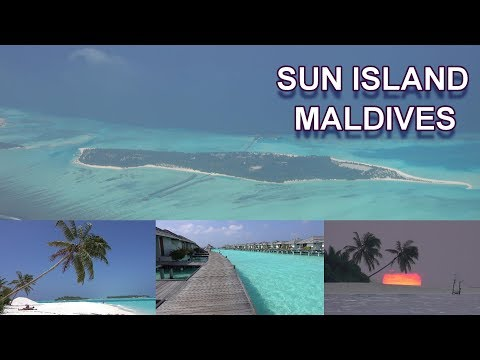SUN ISLAND RESORT - MALDIVES 2019 4K