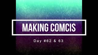 100 Days of Making Comics 62 & 63
