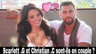 Scarlet Gruber Et Christian De La Campa Sont-il En Couple? (Andréa Et Samuel Dans Terre De Passion)