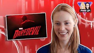 Daredevil & True Bloods DEBORAH ANN WOLL Chats D&D + More! | PWR UP
