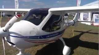 Flight Design USA Sun 'n Fun 2012 Virtual Tour