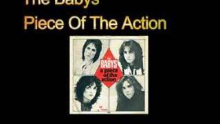 Babys - A Piece Of The Action video