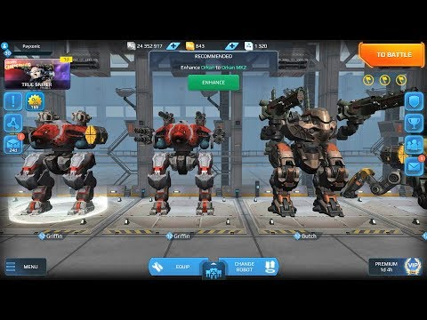 Back to War Robots ?