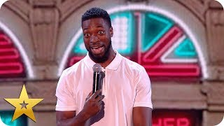 Preacher Lawson's HILARIOUS take on dating is too good! | BGT: The Champions