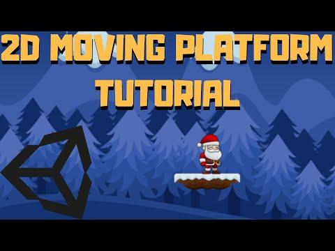 Unity 2D Platformer Tutorial - Part 2 - Jump through Platforms
