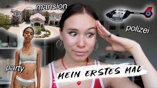 mein erstes Mal mit einem Mädchen / auf einer mansion party in Las Vegas / STORYTIME
