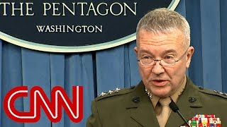 Pentagon: Every Syrian target hit successfully - Video Youtube