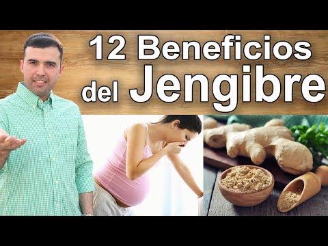 Beneficios Para La Salud Del Jengibre - 12 Secretos Que Pocos Conocen