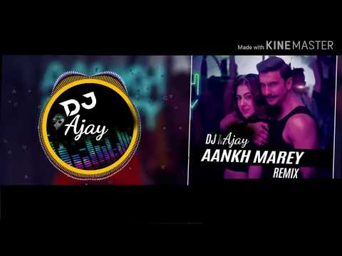 Aankh Marey Remix __ Simmba __ DJ Ajay 2019